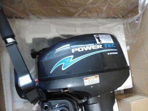motor fuera de borba powertec 15 hp 2t 0km.¡¡ hidea titan