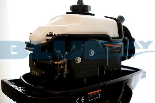 motor fuera de borda 2.6 hp 4 tiempos - motores nuevos