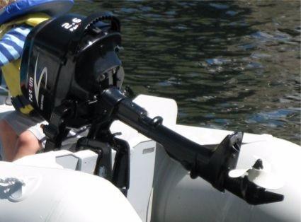 motor fuera de borda 2.6 hp 4t parsun  usado c/garantia