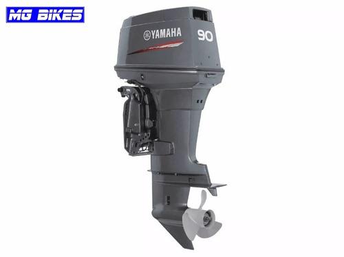 motor fuera de borda 2t yamaha 90hp aetol 1hs de uso