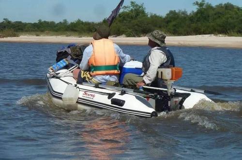 motor fuera de borda 3.5hp, ideal para embarcaciones pequeña