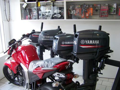 motor fuera de borda 40 hp 2t yamaha - casa tavella