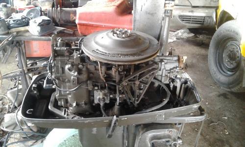 motor fuera de borda 40hp marca jhonson