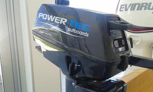 motor fuera de borda 40hp powertec consulte por pago contado