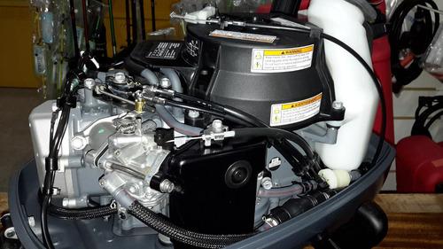 motor fuera de borda 6 hp cuatro tiempos