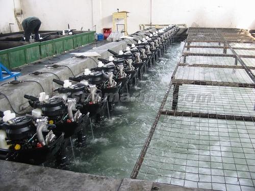 motor fuera de borda 60hp parsun power transmición reforzada