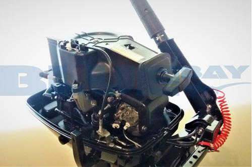 motor fuera de borda 9.8 hp 2 tiempos - motores nuevos
