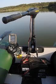 motor fuera de borda eléctrico minn kota 30 lbs con medidor.