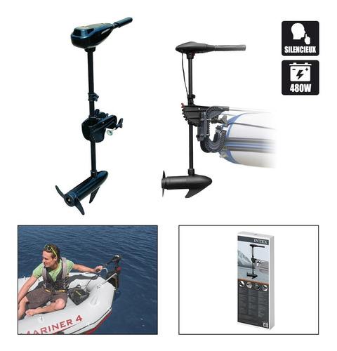 motor fuera de borda electrico, uso en mar, rio, laguna