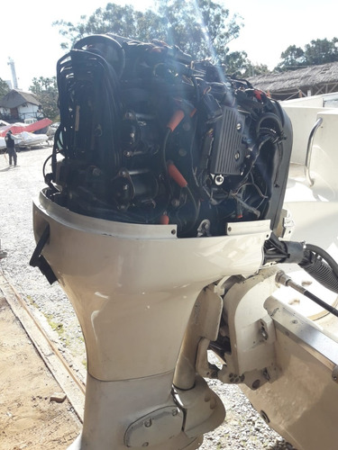 motor fuera de borda evinrude 175 hp muy economico inyección