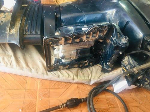 motor fuera de borda evinrude 60 hp