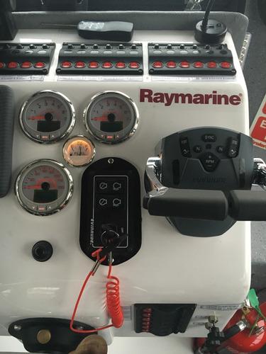 motor fuera de borda evinrude etec de 250hp. son 2 unidades