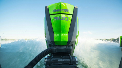 motor fuera de borda evinrude etec g2 300hp. náutica garrido