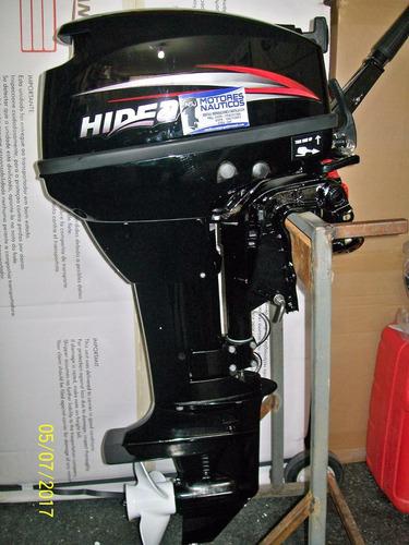 motor fuera de borda hidea 15 hp 2t 0km honda yamaha mercury