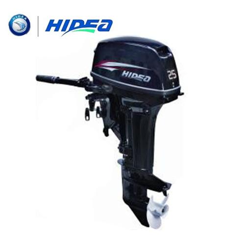motor fuera de borda hidea 25 hp 2 tiempos