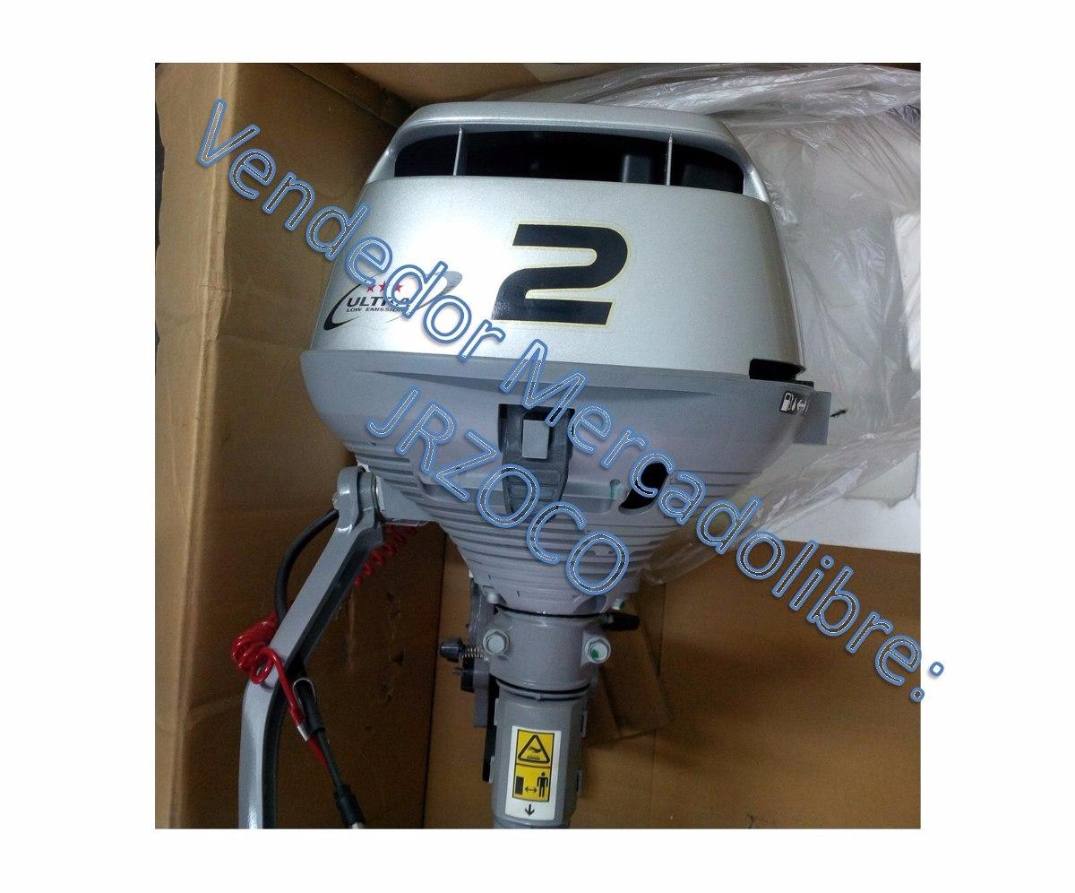 Motor fuera de borda honda 2 hp 4 tiempos nuevo en su caja for Fuera de borda pelicula