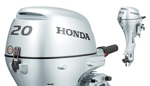 motor fuera de borda honda bf 20 hp 4 tiempos