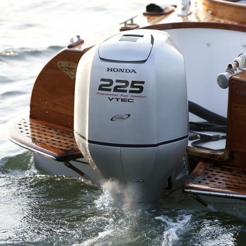 motor fuera de borda honda bf 225 hp 4 tiempos