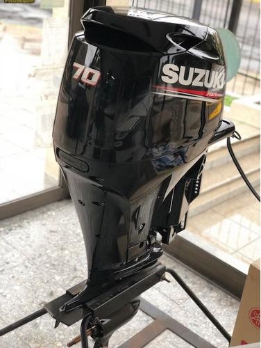 motor fuera de borda marca suzuki de 70  hp 4 tiempos