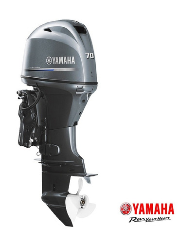 motor fuera de borda marca yamaha de 70 hp 4 tiempos inyecc.