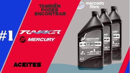 motor fuera de borda mercury 3.5 hp 4 tiempos trakker