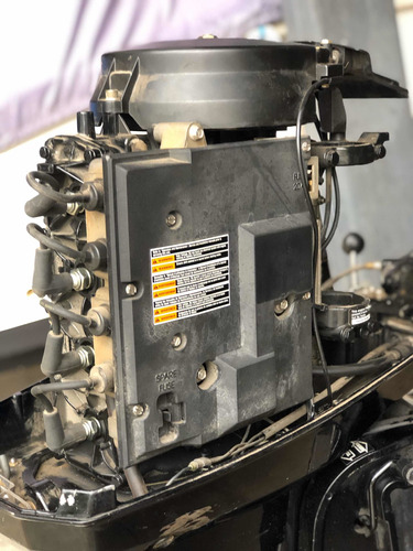 motor fuera de borda mercury 40 2 tiempos ( yamaha suzuki )