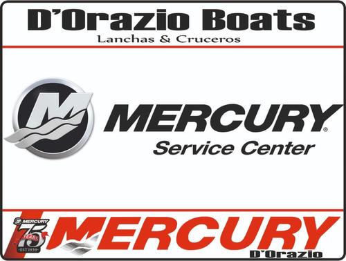 motor fuera de borda mercury 40 hp 4 tiempos elec gasassist