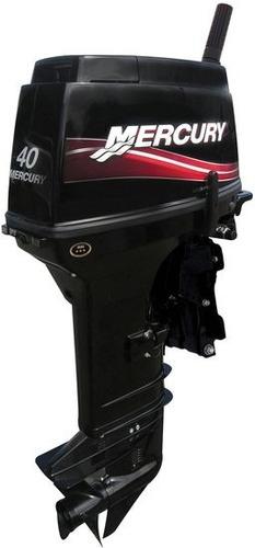 motor fuera de borda mercury 40 hp m super , 2 tiempos