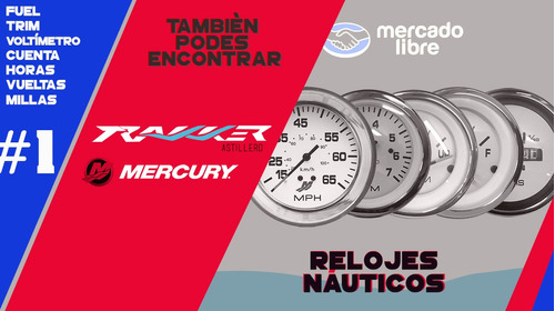 motor fuera de borda mercury 50 hp 4 tiempos trakker