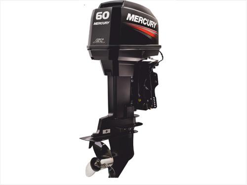 motor fuera de borda mercury 60 hp 2 tiempos ct full dorazio
