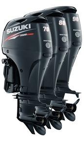 motor fuera de borda - mercury 60 hp 4 tiempos -