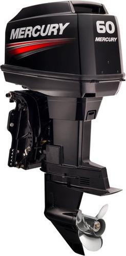 motor fuera de borda mercury 60 hp elpto 2 tiempos
