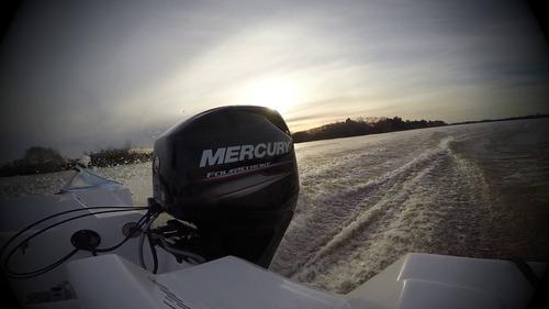 motor fuera de borda mercury 60 hp four stroke 4 tiempos