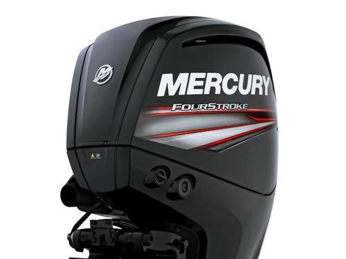 motor fuera de borda mercury 75 elpt 4s efi, 4 tiempos