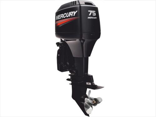 motor fuera de borda mercury 75 hp 2 tiempos full dorazio