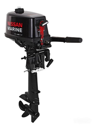 motor fuera de borda nissan marine 5 hp 2 tiempos