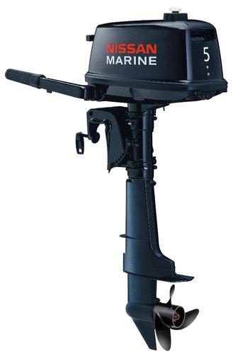 motor fuera de borda nissan marine 5hp 2t 100% japones!!!