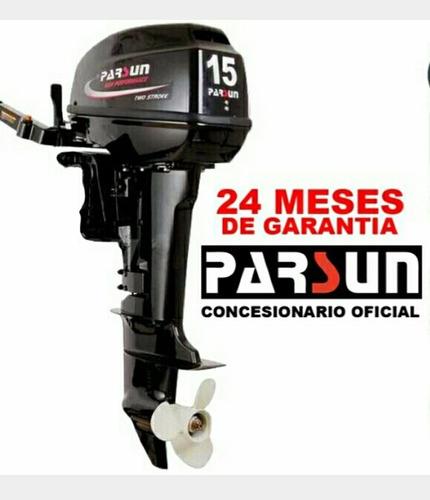 motor fuera de borda parsun 15 hp 2 t nuevo - en caja !!!