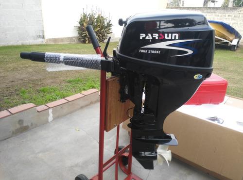 motor fuera de borda parsun 15 hp 4 tiempos nuevo !!!
