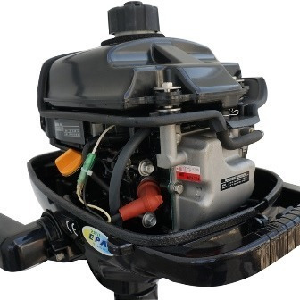 motor fuera de borda parsun 20 hp 4t eléctrico largo comando