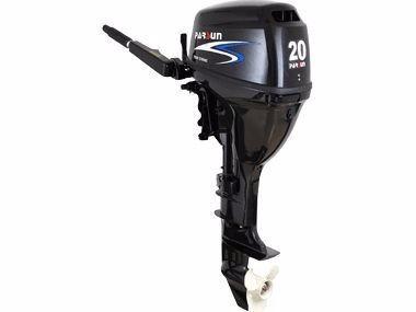 motor fuera de borda parsun 20 hp 4t manual bajo consumo