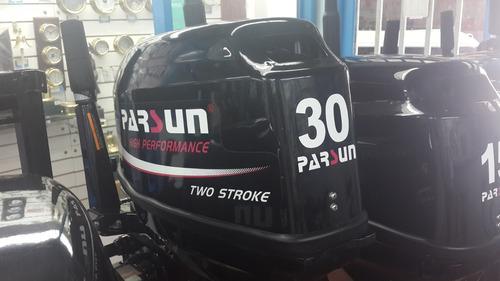 motor fuera de borda parsun 30 hp 2t corto 2019