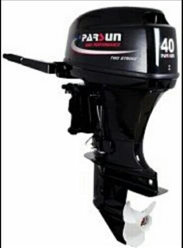 motor fuera de borda parsun 40 hp c/caña nuevo en caja