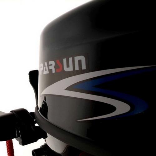 motor fuera de borda parsun 40hp  a eléctrico largo + comand