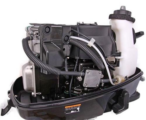 motor fuera de borda parsun 5 hp 4 tiempos con tanque y mang