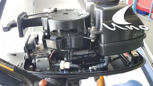 motor fuera de borda parsun 5.8 hp 2 tiempos largo