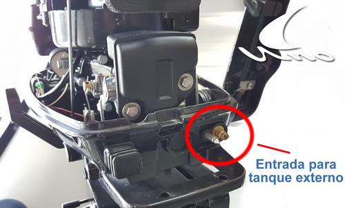 motor fuera de borda parsun 5.8 hp 2t corto gara 2 años