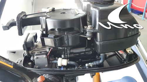 motor fuera de borda parsun 5.8 hp 2t  largo 2019