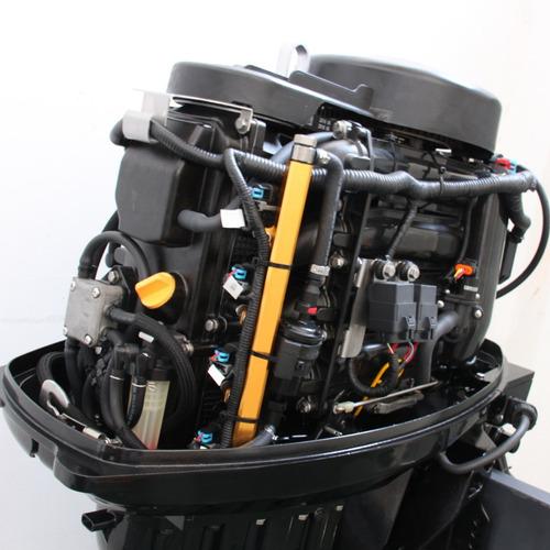 motor fuera de borda parsun 60 hp elec 1141cc trim reforzada