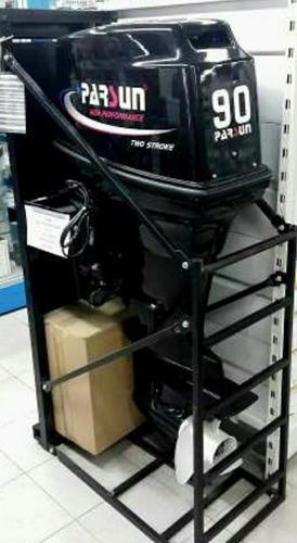 motor fuera de borda parsun 90 hp elect power nuevo !!!